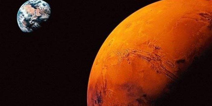 Mars'ın ulusal marşı bile hazır!Önce 110 insan gidecek. Sonrası müthiş