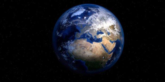 Bilim insanları daha yeni açıklıyor: Dünya, 33 bin yıldır bakın ne yapıyormuş
