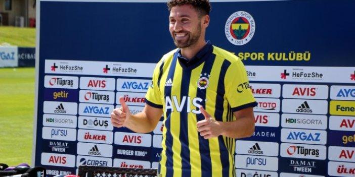 Fenerbahçeli Sinan Gümüş'ten eski Galatasaraylı Podolski'ye cevap