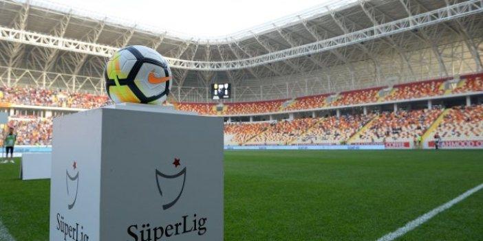 Süper Lig'de yeni sezon takvimi açıklandı