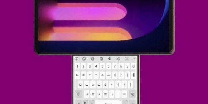 LG'nin dönebilen ekrana sahip T şeklindeki telefonu: Wing