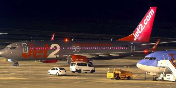 Havada panik! İstanbul-İngiltere seferini yapan uçak Yunanistan'a acil iniş yaptı