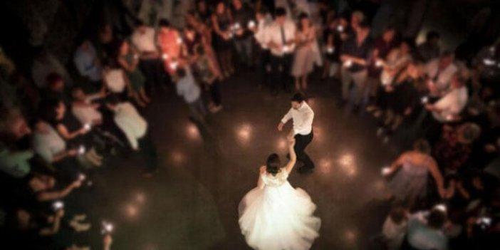 Bir kente daha düğün kısıtlaması! Yemek, içmek yasak