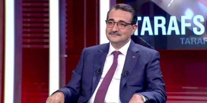 """Bakan Dönmez: """"Karadeniz'de 2 aya kadar yeni bir müjde gelebilir"""""""