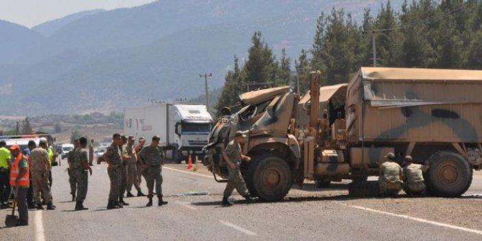 Rus-ABD askeri araçları Suriye'de çarpıştı: 4 yaralı