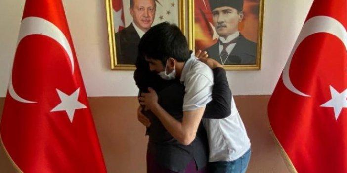 PKK'nın öldü dediği terörist teslim oldu