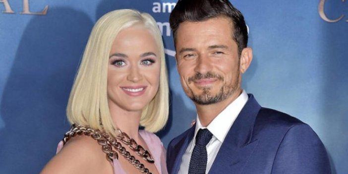 Katy Perry ve Orlando Bloom'un bebeği oldu