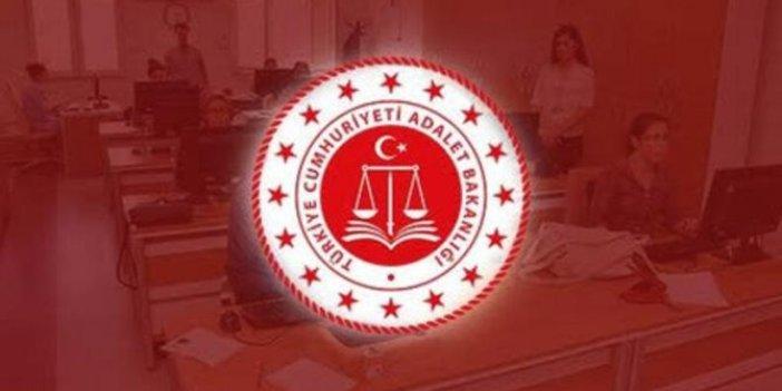 Adalet Bakanlığı'ndan flaş adli yıl açıklaması