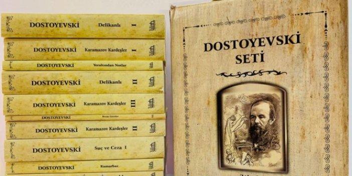 Dostoyevski, Victor Hugo ve Gabriel Garcia Márquez 'kara liste'den çıktı