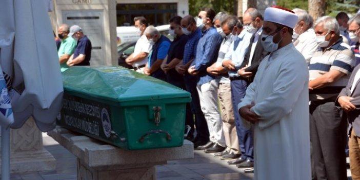 Koronadan ölen KTO eski Başkanı toprağa verildi