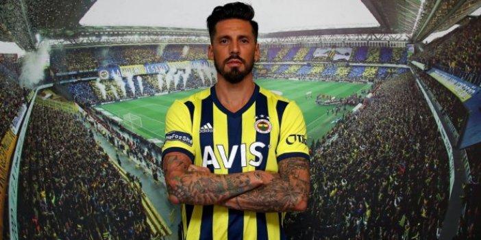 Fenerbahçe'ye Sosa'dan kötü haber