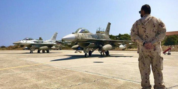 Birleşik Arap Emirlikleri Jetleri, Yunanistan Hava Üssünde: Araplar Yunan saflarında
