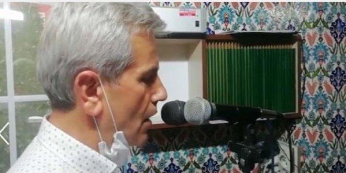 Cami mikrofonunu kapan AKP'li başkan seçmenine isyan etti
