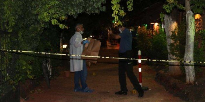 Gaziantep'te silahlı kavga! 7 kişi yaralandı.