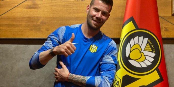 Yeni Malatyaspor, kaleci Herrera ile 1 yıllık imzaladı