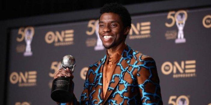 """""""Black Panther"""" filmi öksüz kaldı!"""