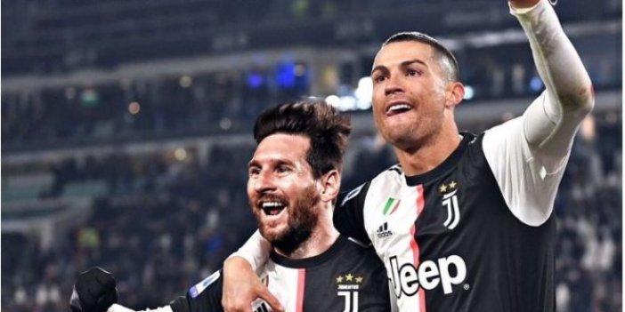 Juventus'tan Messi'ye teklif: Tarihi buluşma için adım atıldı