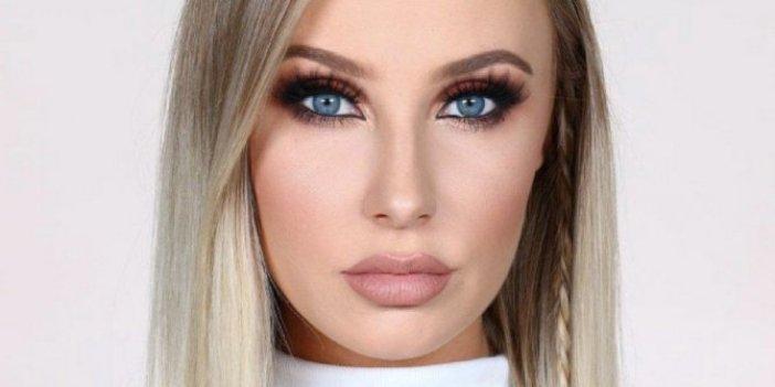 Mavi gözlüler için makyaj önerileri