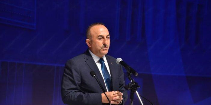 """Dışişleri Bakanı Mevlüt Çavuşoğlu: """"Yunanistan 12 mile çıkarsa savaş nedenidir"""""""