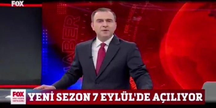 Fatih Portakal'ın yerine gelmişti! İşte Selçuk Tepeli'nin Fox TV yayınında ilk görüntüleri