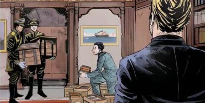 Atatürk'ün büyük planı: Cephane sandıklarının içine neden kitap doldurttu