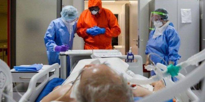 Koronadan 24 saatte ilk kez 41 kişi öldü