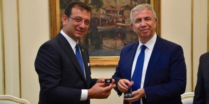 Son anket sonuçları açıklandı! Mansur Yavaş ve Ekrem İmamoğlu, Tayyip Erdoğan'ı geçti