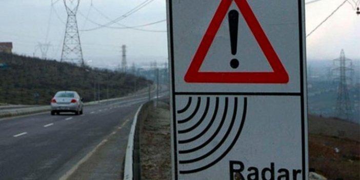 Araçlarda yeni dönem başlıyor, bundan böyle kimse radara yakalanmayacak