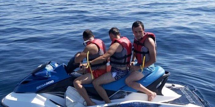FETÖ'cü askerler Yunanistan'a kaçarken böyle yakalandılar