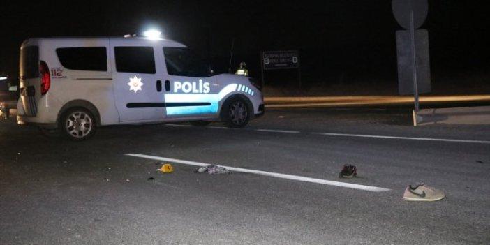 Kütahya'da kahreden kaza! 2 kardeşten biri hayatını kaybetti