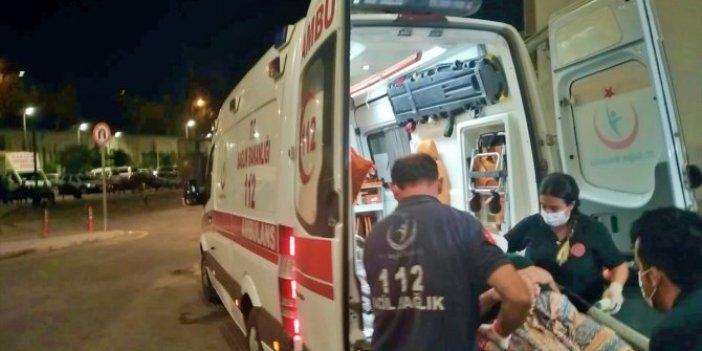 Adana'da karısını bayıltana kadar dövdü! Çocuklar yaralı bulundu! Cani koca firarda