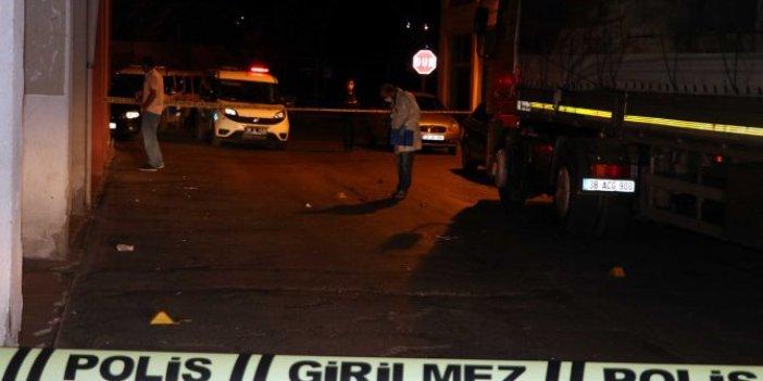 Kayseri'de pompalı dehşeti! 3'ü ağır, 4 yaralı