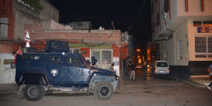 Adana'da silahlı kavga! Bir kişi başından vuruldu