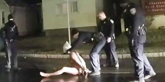 Otopsi cinayet dedi! ABD'de bu görüntüler tepki çekti