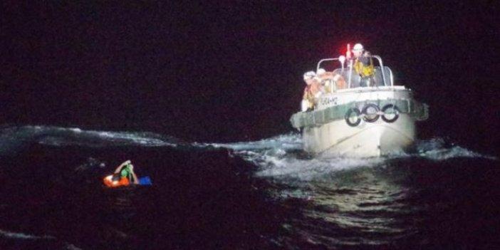 Koca gemi içindeki sığırlarla kayboldu: Bermuda şeytan üçgeni hikayesi gibi... Tek bir iz bile yok
