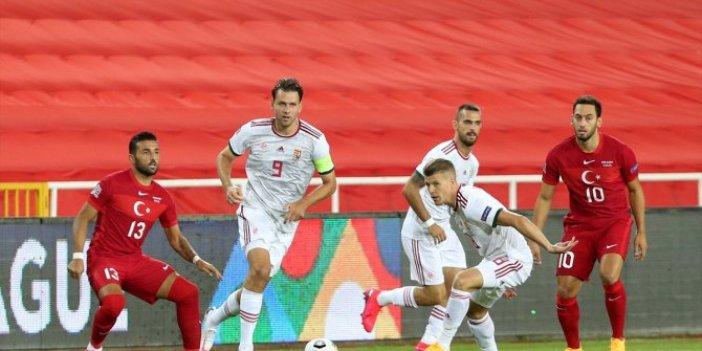 Milliler kayıpla başladı! İlk maçımızda sahadan puansız ayrıldık! Türkiye ilk maçında Macaristan'a mağlup oldu
