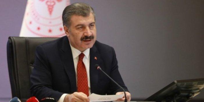 Bakan Koca'dan son açıklama: Herkes merak ediyordu Diyarbakır'da açıkladı