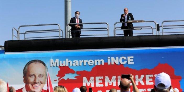 Muharrem İnce AKP'yi eleştirince A Haber ters köşe oldu! Apar topar yayını kestiler