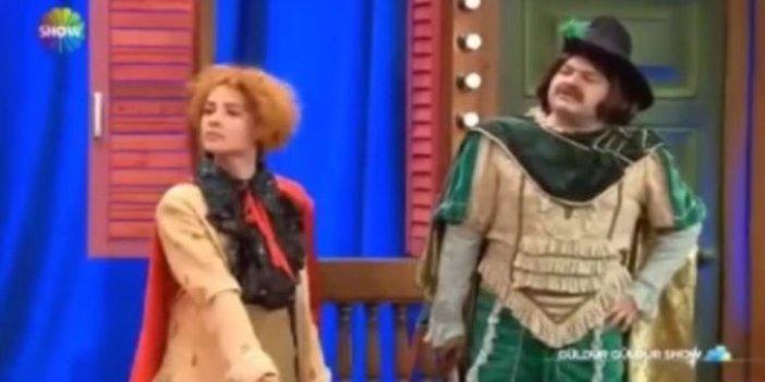 Show TV'de skandal: Güldür Güldür'de öyle bir kelime sansürlendi ki