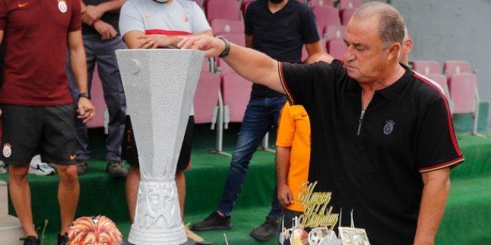 Galatasaray'da yeni sezon hazırlıklarına tam gaz devam