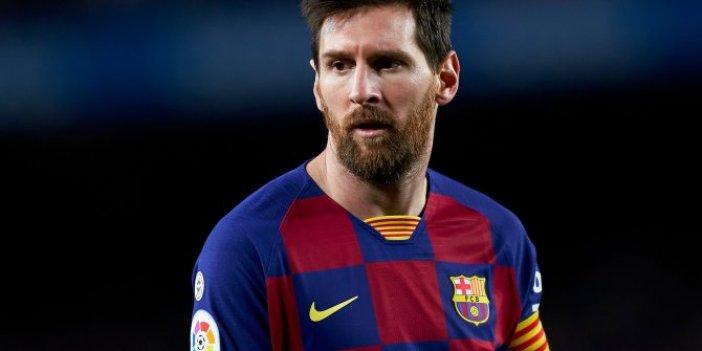 Barcelona'dan ayrılacağı konuşuluyordu: Messi'den çarpıcı itiraf