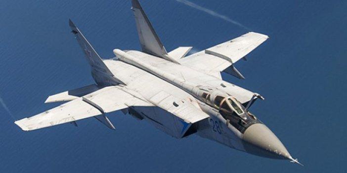 Havada büyük kızışma! Rus savaş uçağı Norveç uçağını engelledi
