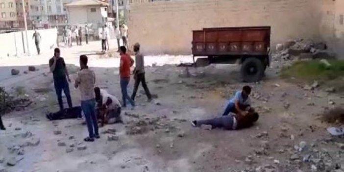 Akraba aileler kavga etti: 2 kardeş öldü