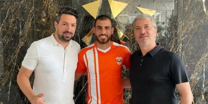 Adanaspor, İsrailli futbolcuyu renklerine bağladı