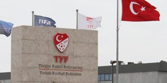 TFF Disiplin Talimatı'nda flaş 'sarı kart' değişikliği