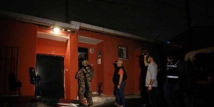 İstanbul'da terör örgütü PKK'ya operasyon! 6 Suriyeli gözaltına alındı
