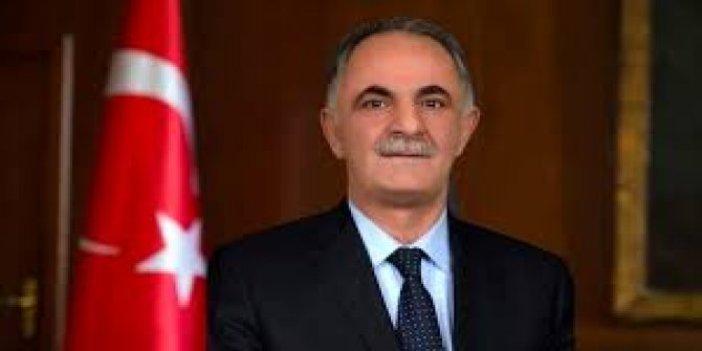 9 yıl hapse çaptırılmıştı! AK Partili Belediye Başkanı Aydın tutuklandı