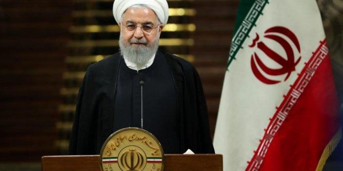Hasan Ruhani'den flaş korona virüs iddiası
