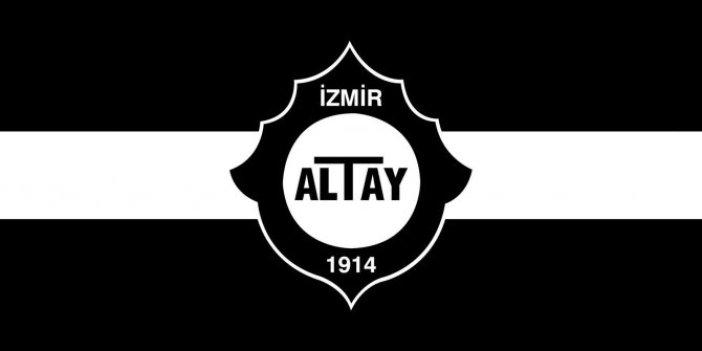 Altay'da hedef orta saha transferi