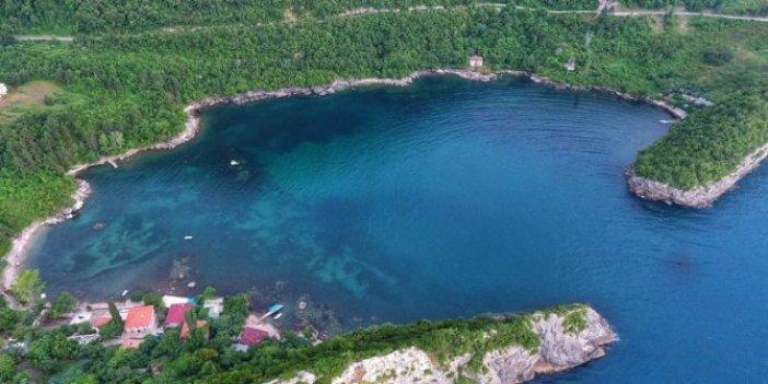 Karadeniz'in saklı cenneti Gideros koyu nerede ,nasıl gidilir